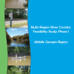 Multi-Region River Corridor Feasibility Study: Phase 1