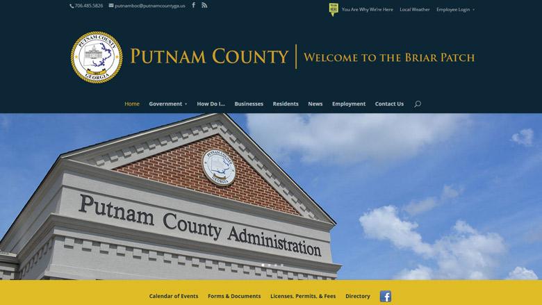 Putnam County Website