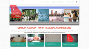 Georgia Association of Regional Commissions Website