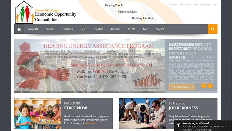 Macon Bibb EOC Website