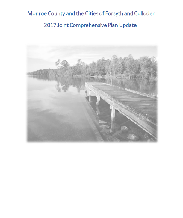 Monroe County Joint Comp Plan