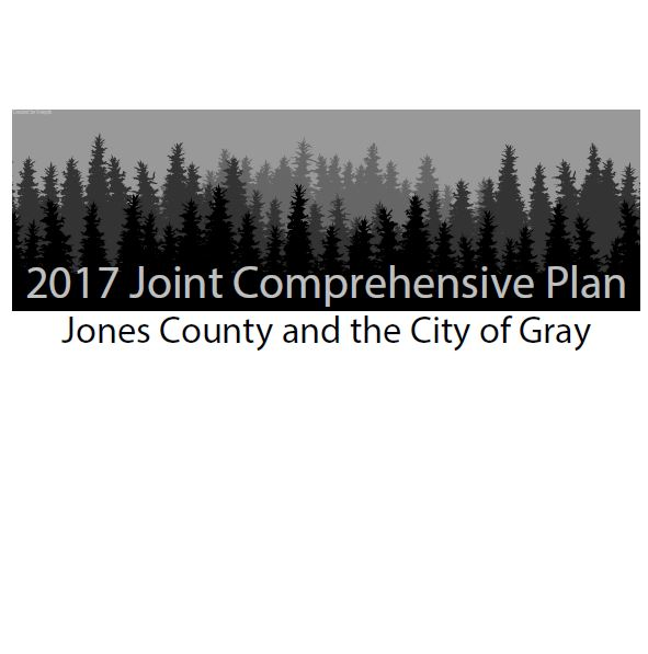 Jones County Joint Comp Plan